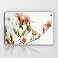 Portraits of Spring - III Laptop & iPad Skin