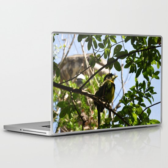 Bird I Laptop & iPad Skin