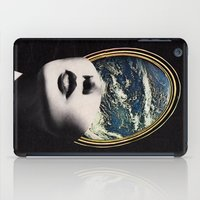 World in your mind iPad Case