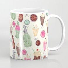 Soda Jerk Pattern Mug