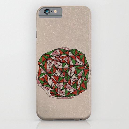 - red orange green - iPhone & iPod Case