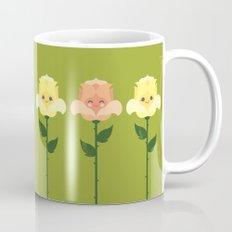 Kawaii Rose Friends  Mug