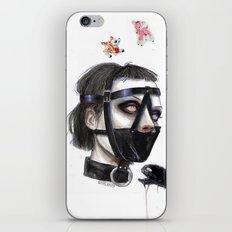 Do you like me like that? - Alice Glass - Lucas David iPhone & iPod Skin