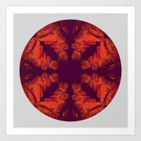Mandala X Art Print