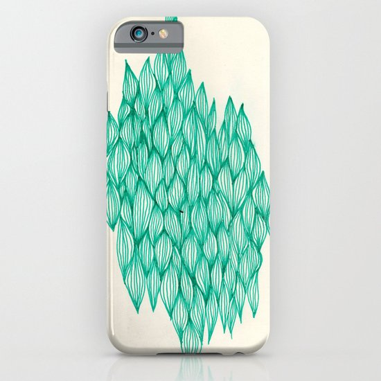 past participle iPhone & iPod Case