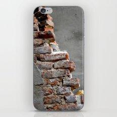 Bricks iPhone & iPod Skin