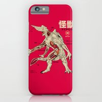 Kaiju Anatomy iPhone 6 Slim Case