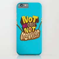 Not My Circus, Not My Mo… iPhone 6 Slim Case