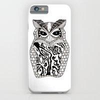 YMMY OWL iPhone 6 Slim Case