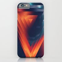 iPhone & iPod Case featuring Triangled by DuckyB (Brandi)