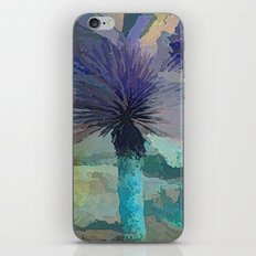 TheDesert blue -By Sherri Of Palm Springs iPhone & iPod Skin