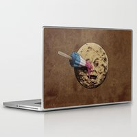 paris Laptop & iPad Skins featuring Summer Voyage by Eric Fan