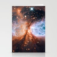 Star-forming Region S106 Stationery Cards