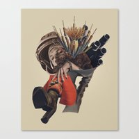 Congratulations, You Cau… Canvas Print