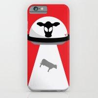 Space Cows iPhone 6 Slim Case