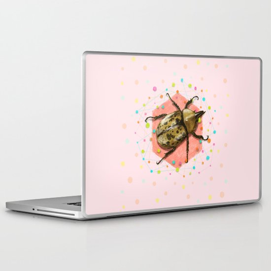 INSECT II Laptop & iPad Skin
