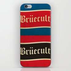 Brüecult iPhone & iPod Skin