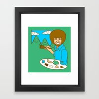 ThEarlYears Framed Art Print