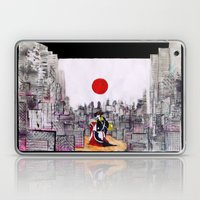 Japanese Man In A Japane… Laptop & iPad Skin