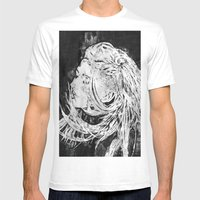 Ellie Mens Fitted Tee White SMALL