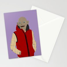 GOLLUM MODERN OUTFIT VERSION - The lord of the rings Stationery Cards