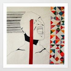 loudcolors Art Print