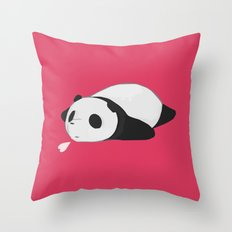 Panda 2 Throw Pillow