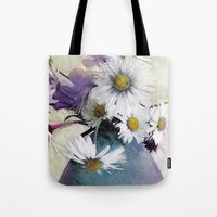 Daisies And Buttercups -… Tote Bag