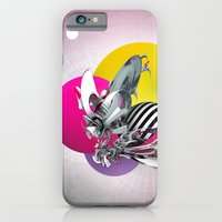 iPhone & iPod Case featuring Hornet by Andre Villanueva
