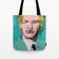 Art Is Anything You Can Get Away With Tote Bag