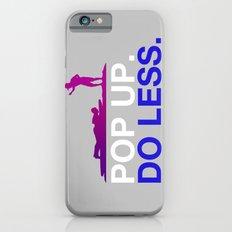 Surfing Lesson iPhone 6s Slim Case