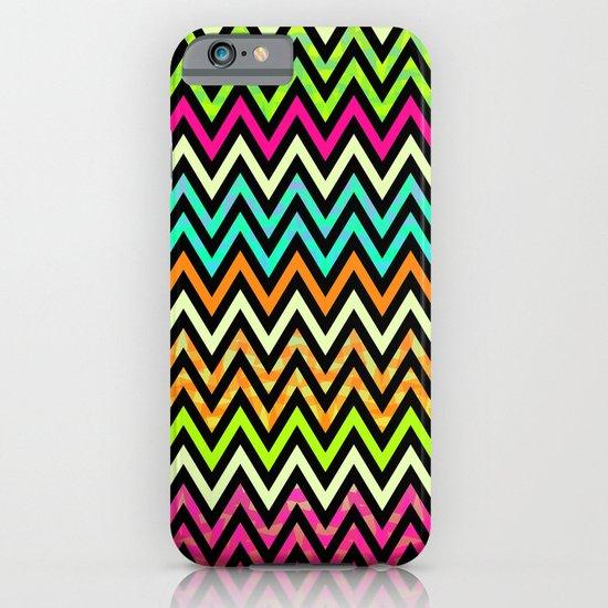 Chevron Mix #6 iPhone & iPod Case