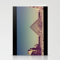 The  Louvre Stationery Cards