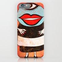 Miss One Eye iPhone 6 Slim Case