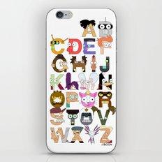 Futuralpha iPhone & iPod Skin