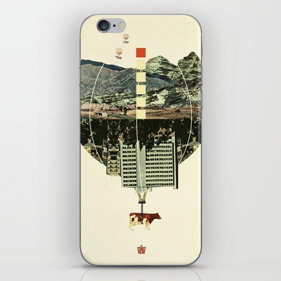 Waltz for Koop iPhone & iPod Skin