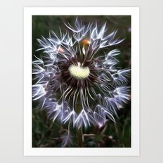 Inebriatingly Magnified Art Print