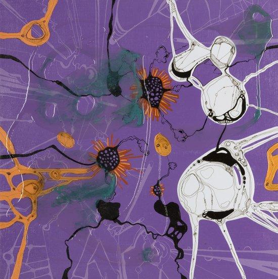 Strange Matter Canvas Print