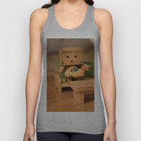 Couch Potato Unisex Tank Top