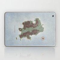Lost Island Laptop & iPad Skin
