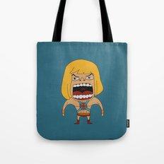 Screaming He-Man Tote Bag