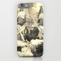 Household Cavalry Changing Of The Guard Vintage iPhone 6 Slim Case