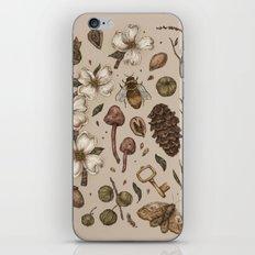 Nature Walks (Light Back… iPhone & iPod Skin
