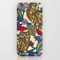 My boobooks owls.  iPhone 6 Slim Case