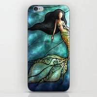 The Mermaid iPhone & iPod Skin