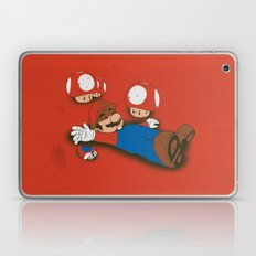 Tragic Ending-red Laptop & iPad Skin