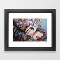 Jewelry Framed Art Print