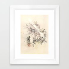 Nostalgia Series 1/3 Framed Art Print