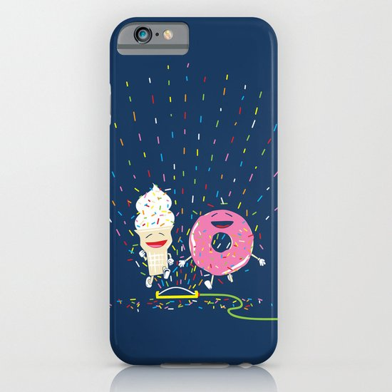 Playin' in the Sprinkler iPhone & iPod Case