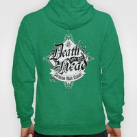 Death's Head Liquor Hoody